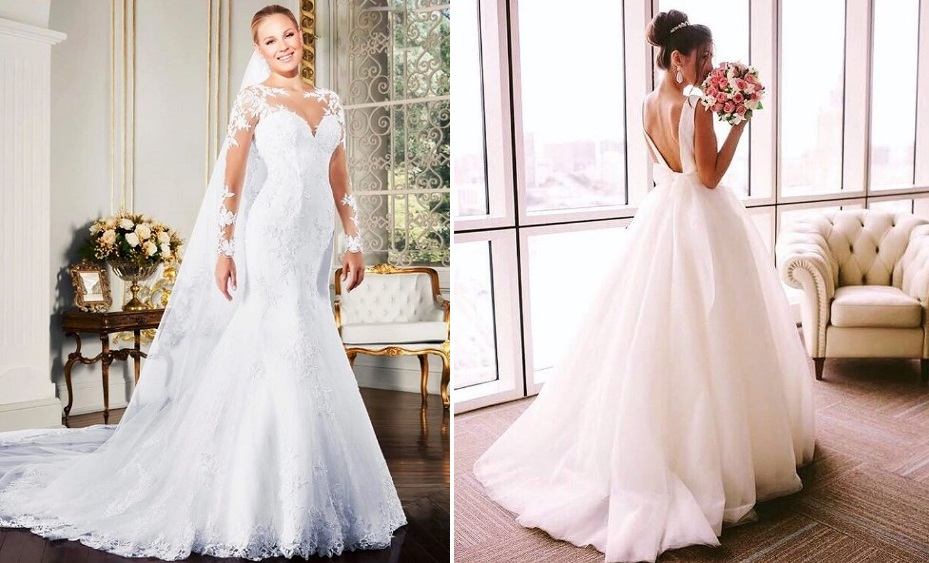 c694937936f Самые красивые свадебные платья. Фото свадебных платьев