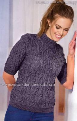 f2fb6aadcae8 Pletené dámske svetre. Knit Pullovers