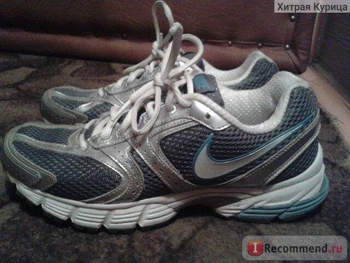 1d84060d Там я купила эти беговые кроссовки Nike Air Skyraider 2 всего за 1600  рублей аж 2 года назад. На фото они не в идеальном состоянии, но я очень  активно их ...